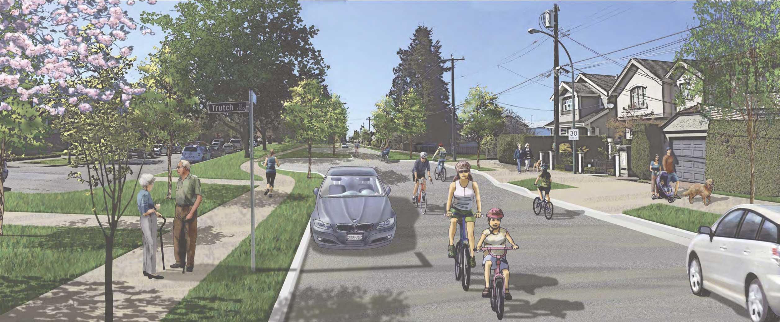 The disturbing bike lane trend in Vancouver